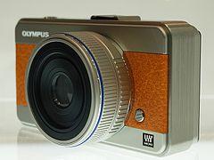 appareil photo compact hybride