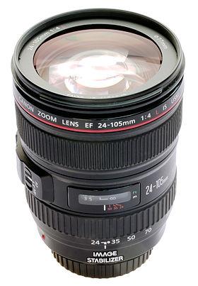 canon zoom lens ef 24 105mm 1 4l is usm