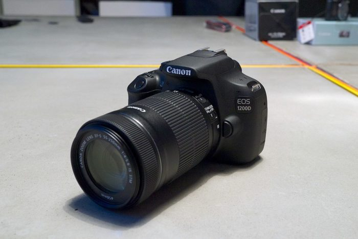 objectif video canon