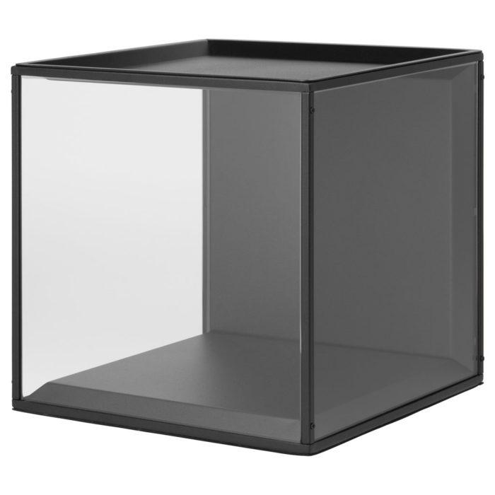 support pour etagere verre