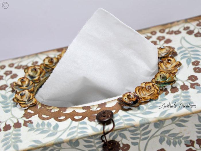 boite a mouchoir décoration