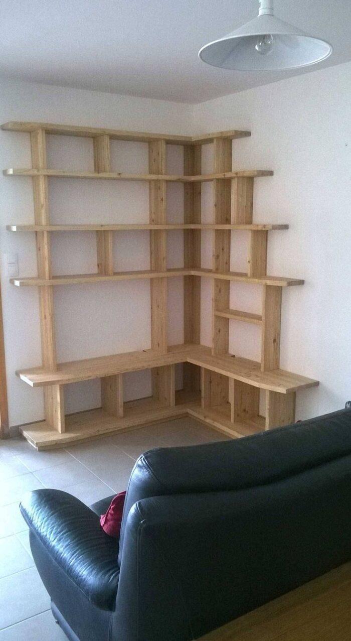 meubles bois alpes
